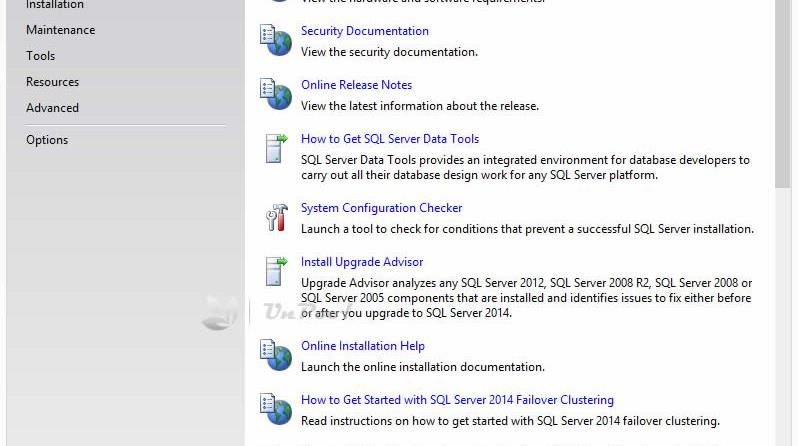 SQL Server 2014 Enterprise Kurulumu